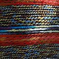Manteau Bobo détail tissu