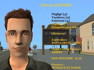 Victor GOTHIK-PLENOZAS