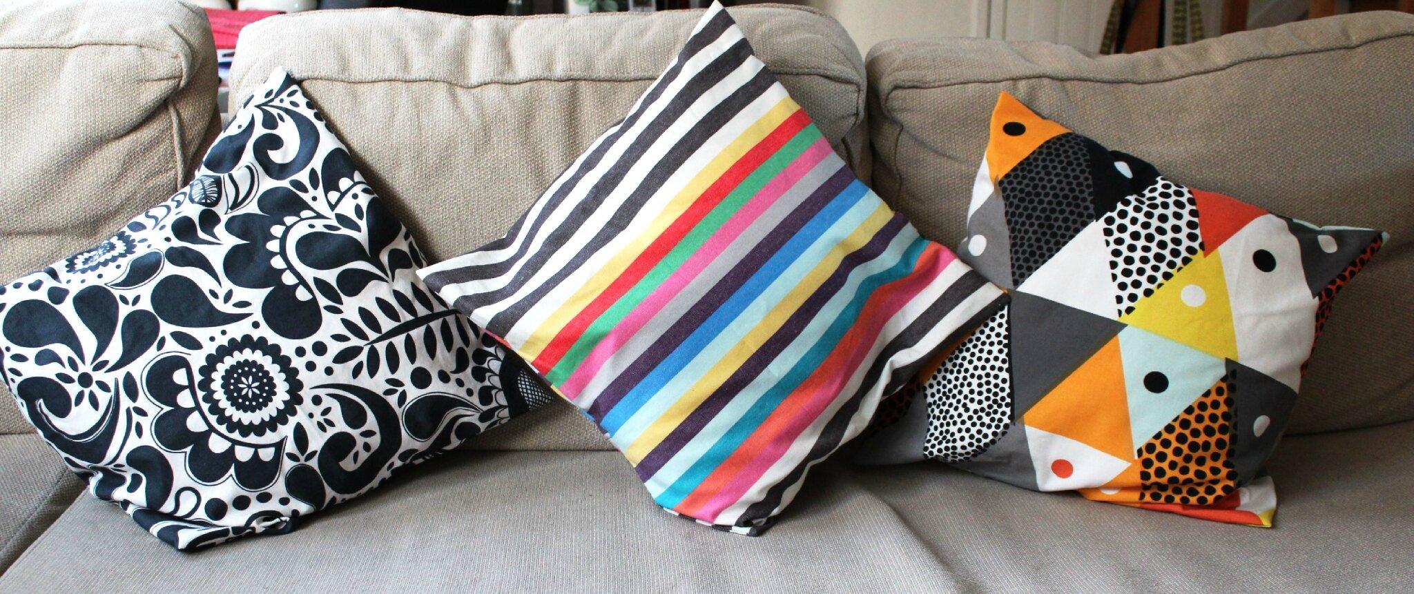 le changement c 39 est dans les coussins c line cr ations. Black Bedroom Furniture Sets. Home Design Ideas
