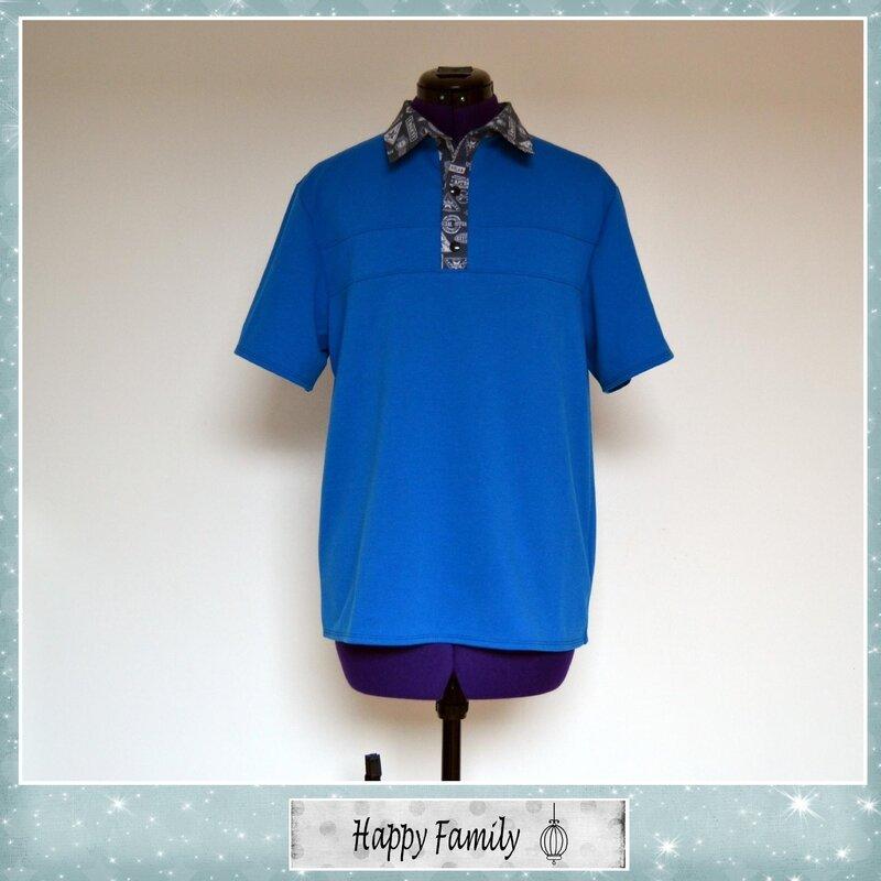 polo bleu 1