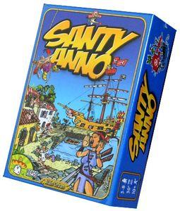 boutique jeux de société - pontivy - morbihan - ludis factory - Santy Anno