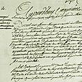 Le 5 février 1790 à mamers : élection de la municipalité de mamers (suite).