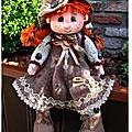 La poupée agathe