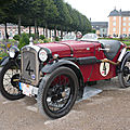 Austin seven ulster 2-seater sports 1929