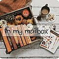 In my mailbox ~ 191