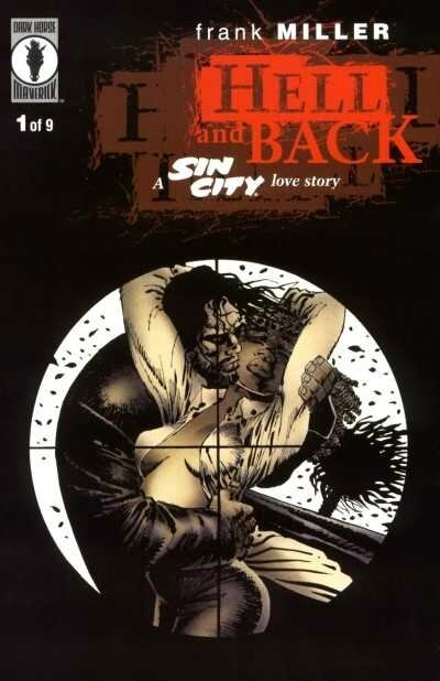 dark horse sin city hell and back 01