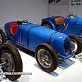 Amilcar type CO monoplace décalée de 1926 (Cité de l'Automobile Collection Schlumpf à Mulhouse) 01