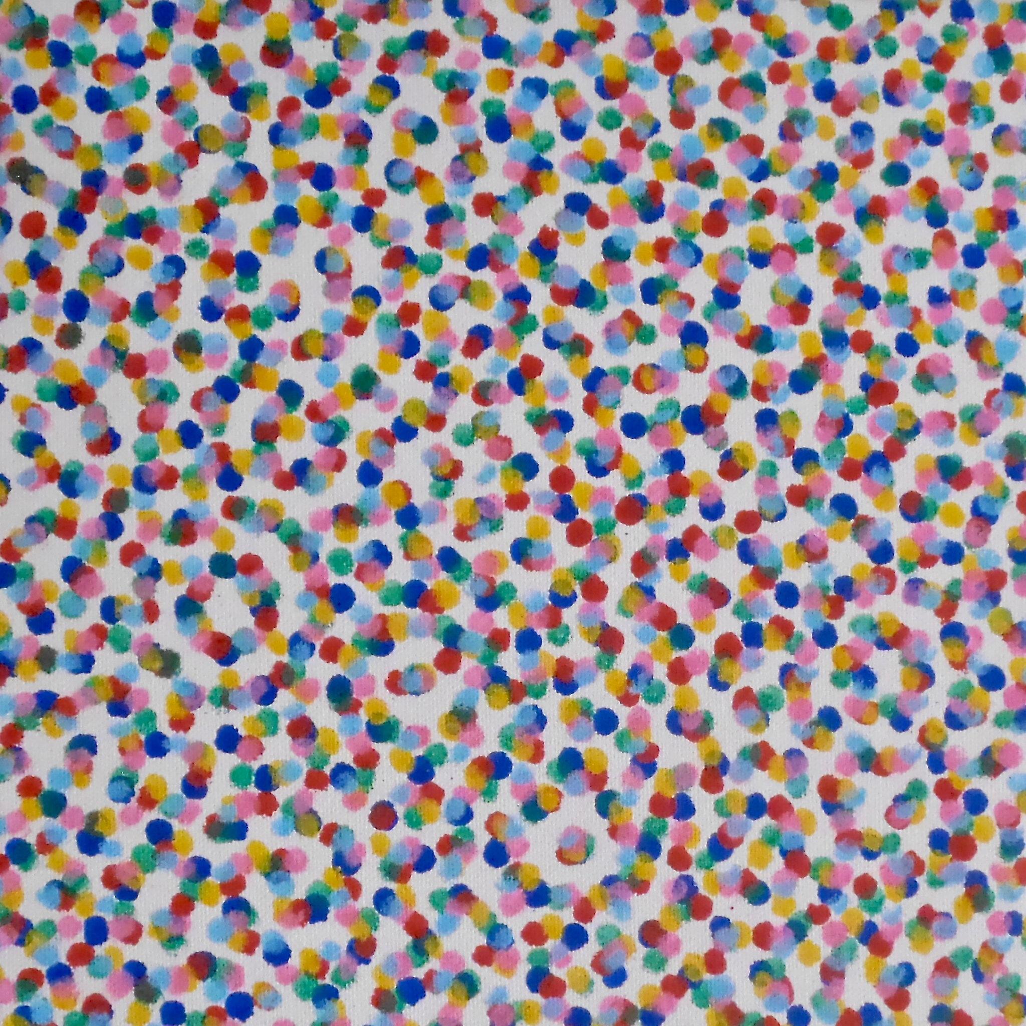 Rosettes en 6 couleurs