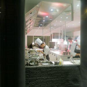 La Dame de Pic Cuisine (1) J&W