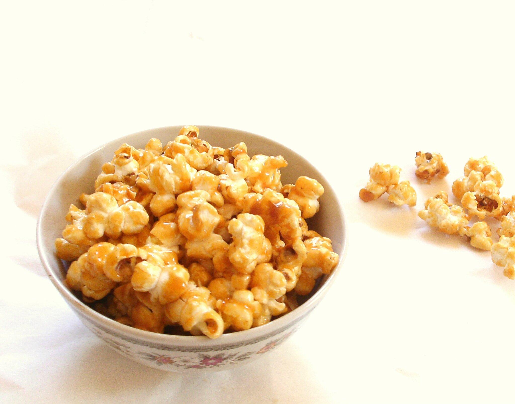 Les bénéfices de la consommation de popcorn pour la santé :