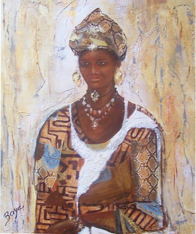 Kimba l'Africaine