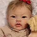 Un bébé reborn est disponible à l'adoption :-)