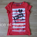 Abbey Dawn I <3 Punk Tee