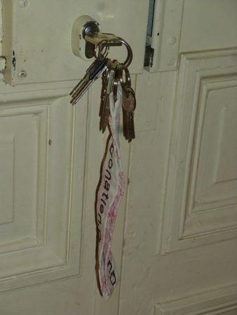porte clef PP