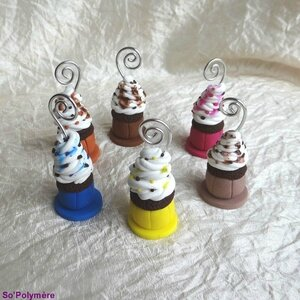 Marque-places cupcakes (3)