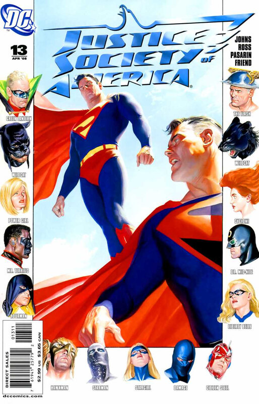 justice society of america 13