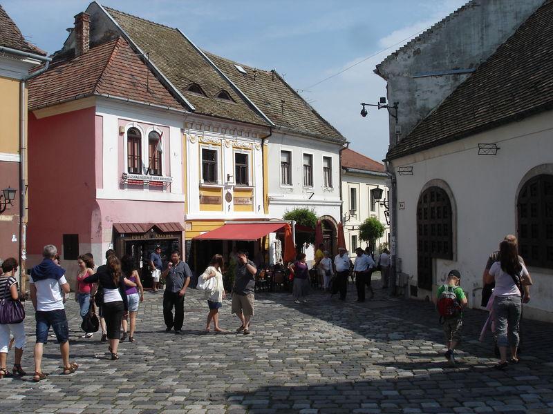 Etape 8: Szentendre & le Dunakanyar