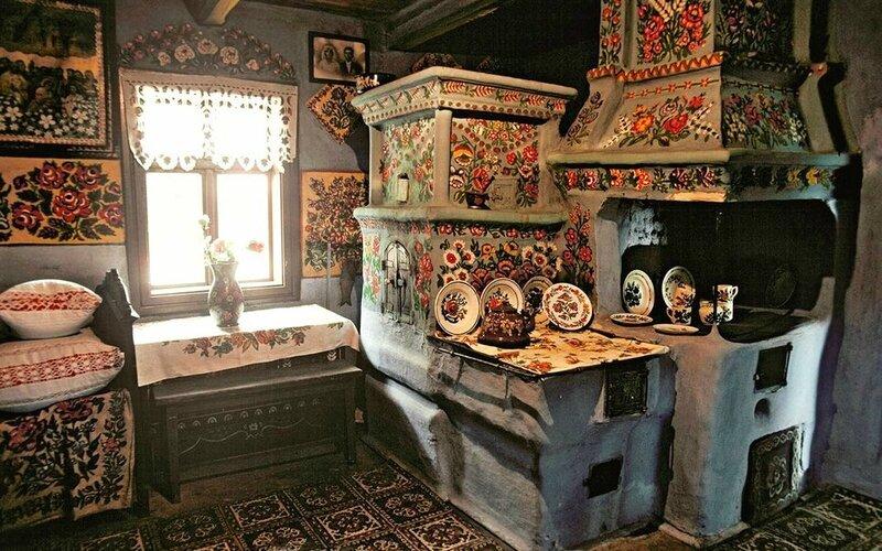 kitchen-paint-zalipie-poland-PAINT0217