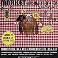 Madame coussins au pop up market 19 et 20 octobre aux halles de lyon !