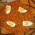 Slata ommek houria {salade de carottes à la tunisienne}