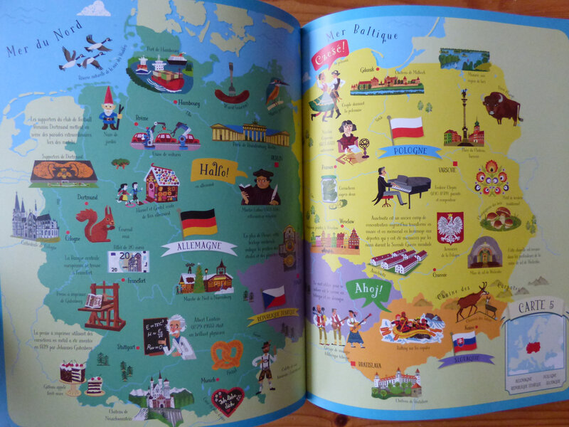Atlas de l'Europe (1)
