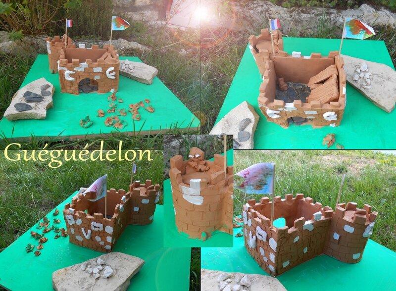 Montage Guéguédelon1