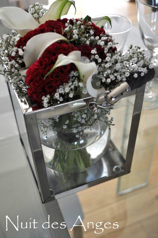 Nuit des anges décoratrice de mariage décoration de table design 007