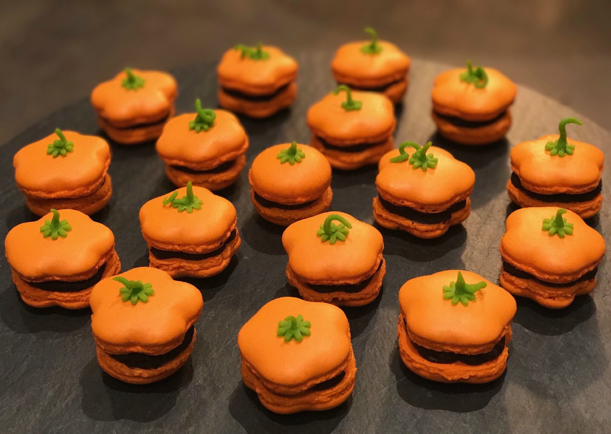Les Mac' Citrouilles maxi-trouille d'Halloween