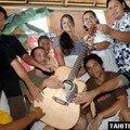 Tahiti espoirs guitare 2008, c'est parti !