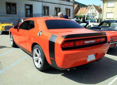 Dodge challenger SRT8 de 2010 (7ème bourse d'échanges autos-motos de Chatenois) 02