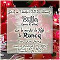 Marché de noël de roncq, du 6 au 9 décembre 2012
