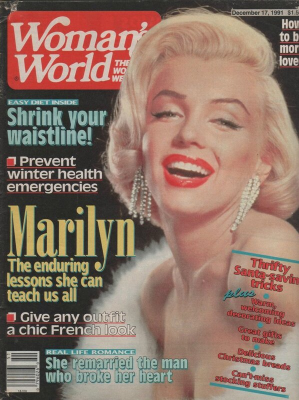 Womans world (usa) 1991