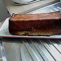 Cake citron pavot!