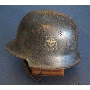 casque-pompiers-police-allemand-