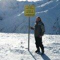 Jénorme au sommet de la Seitaz (Savoie, 73)