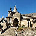 25 - Eglise Saint-Fleuret du XVe s.