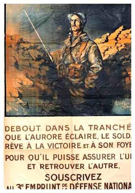 emprunt Lieutenant Jean Droit