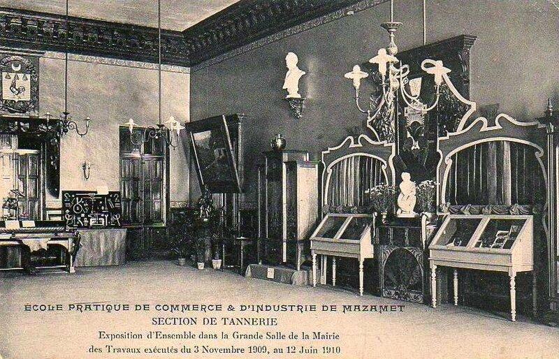 Mazamet 1910
