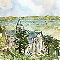 Page 8 Abbaye de Graville le Havre