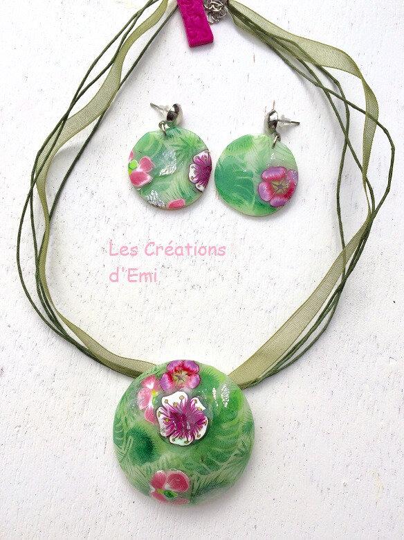 collection printemps 2020 feuillage fleuri