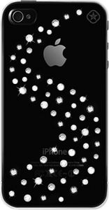Coque_Iphone_4_Silver_Swarovski