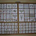 Notre défi 2012: casier d'imprimeur