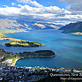 Queenstown in april