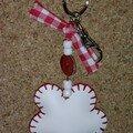 Porte-clés recto