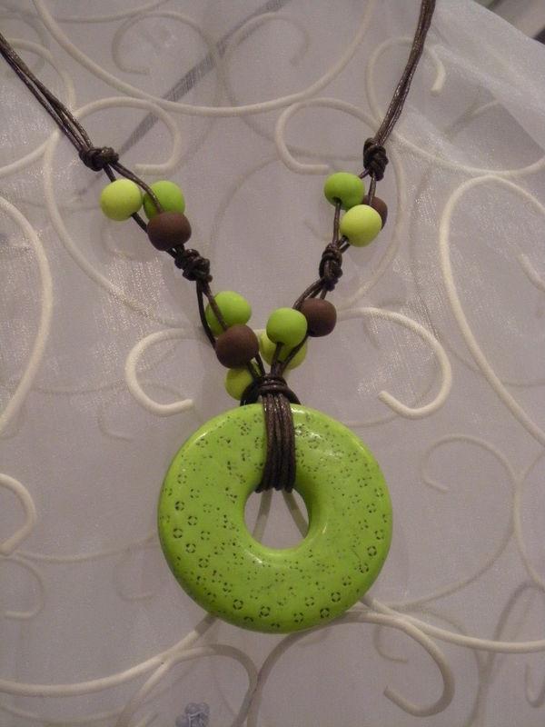 donut vert