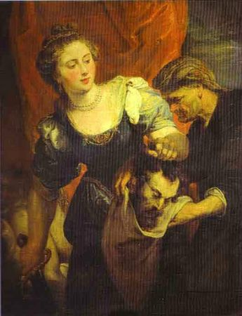 Judith-with-the-Head-of-Holofernes