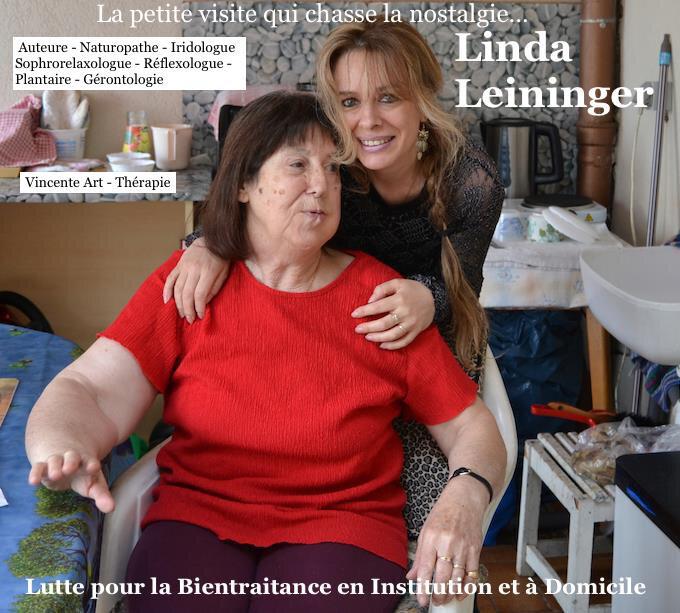 Linda Leininger Naturopathe - Linda Leininger Professeur de Yoga - Vincente