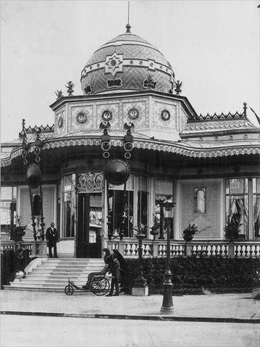Exposition universelle 1867 Pavillon de l'Empereur