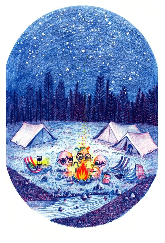campingfoncé