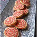 Biscuits spirales